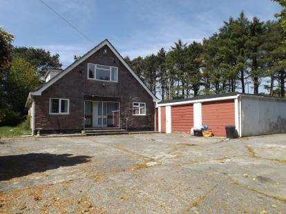 4 Bedrooms Detached House for sale in High Street, St. Austell, Cornwall