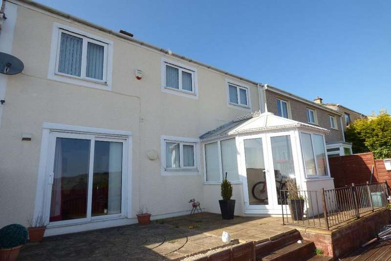 2 Bedrooms Terraced House for sale in Mount Pleasant Estate, Brynithel