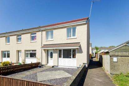 3 Bedrooms End Of Terrace House for sale in Hawthorn Place, Troon