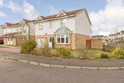 4 Bedrooms Detached House for sale in Harvie Gardens, Armadale