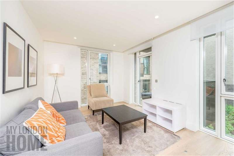 2 Bedrooms Property for sale in Atrium Apartments, Ladbroke Grove, London, W10