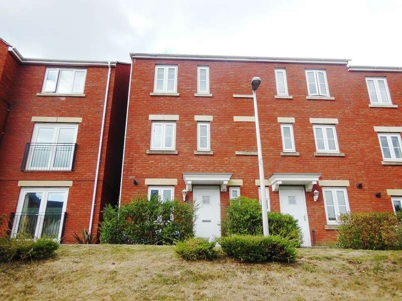 4 Bedrooms End Of Terrace House for rent in Kings Heath Exeter EX2