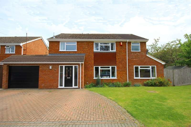 4 Bedrooms Detached House for sale in Deanfield Road, Henley-On-Thames, RG9