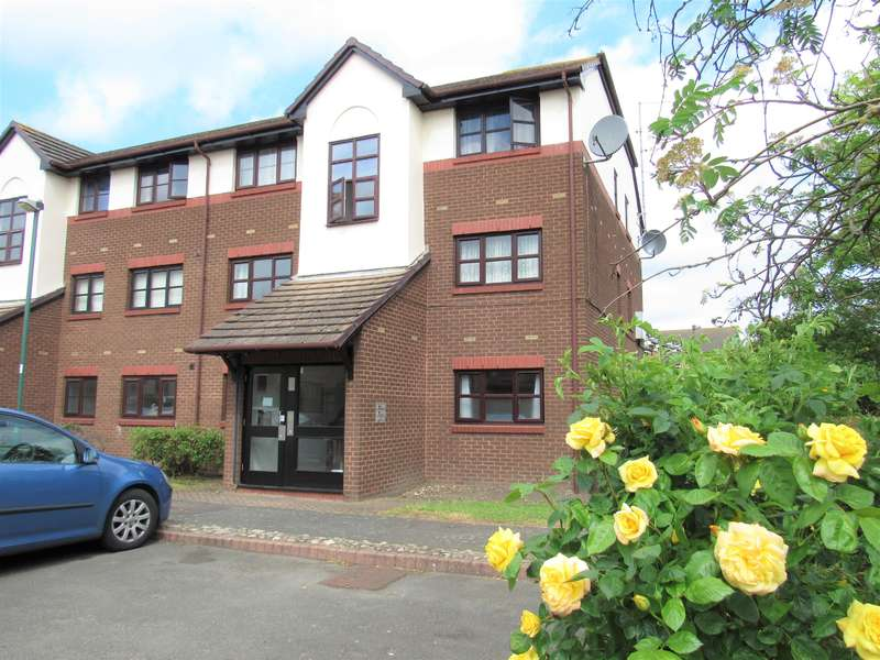 1 Bedroom Flat for sale in Foxglove Way, Hackbridge, Surrey, SM6 7JJ