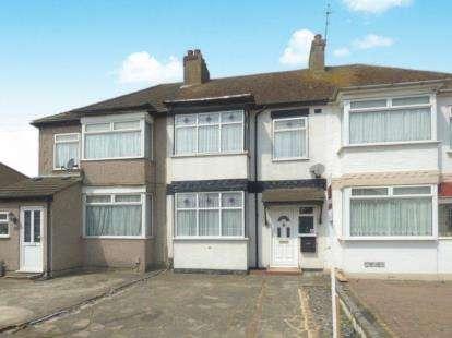 3 Bedrooms Terraced House for sale in Rainham, Essex, .