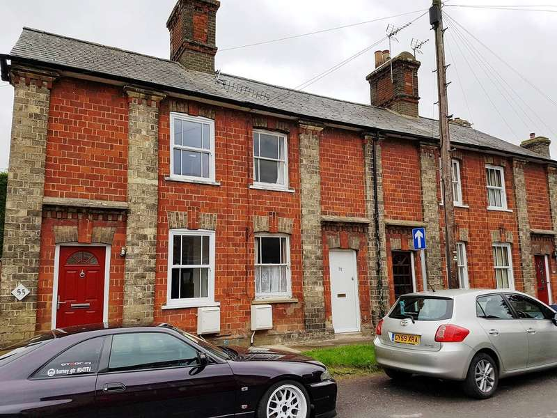 2 Bedrooms Terraced House for sale in Back Street, Ashwell, Baldock, SG7