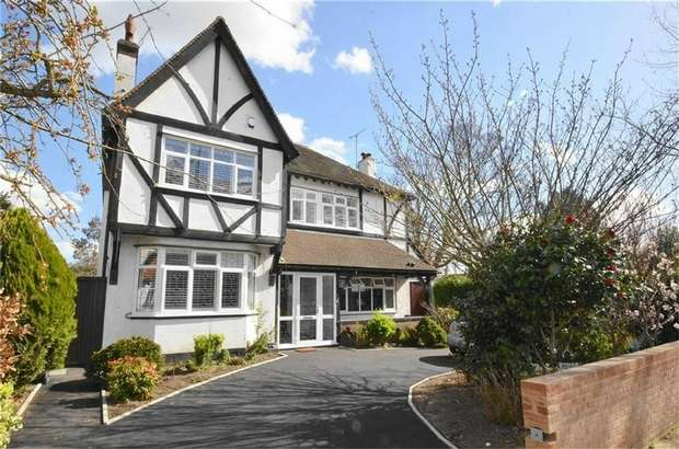 4 Bedrooms Detached House for sale in Victoria Avenue, Southend-on-Sea, Essex