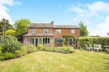 3 Bedrooms Detached House for sale in Bredons Norton, Tewkesbury, Worcestershire
