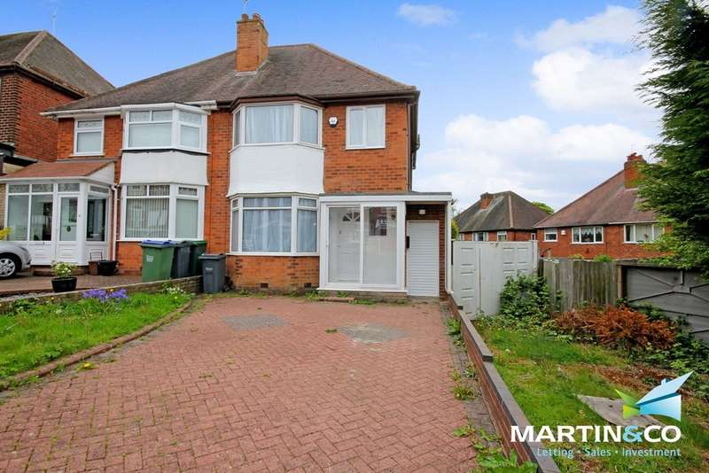 3 Bedrooms Semi Detached House for sale in Pitcairn Road, Bearwood, B67