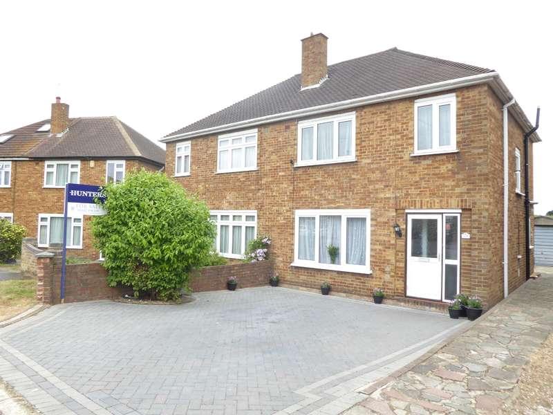 3 Bedrooms Semi Detached House for sale in Swanton Road, Northumberland Heath, Kent, DA8 1LR