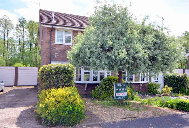 2 Bedrooms Semi Detached House for sale in Milford