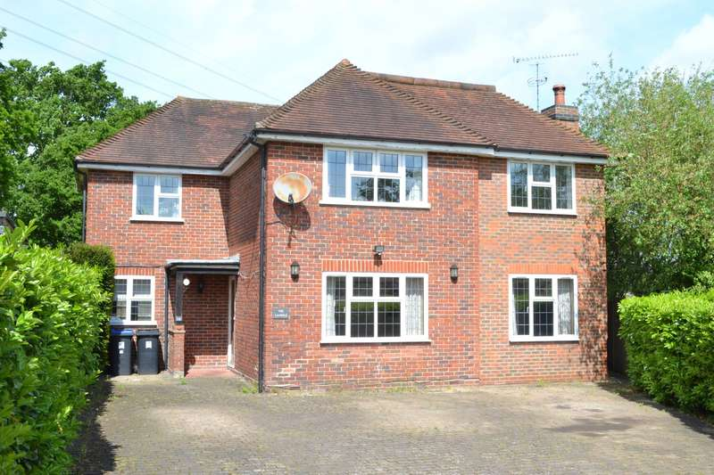 5 Bedrooms Detached House for sale in Byfleet