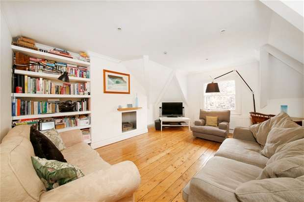 2 Bedrooms Maisonette Flat for sale in Deronda Road, Herne Hill