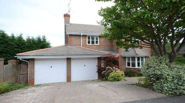 4 Bedrooms Detached House for sale in Wilsford Close, Lower Earley, Reading