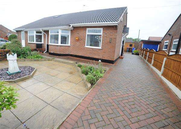 2 Bedrooms Bungalow for sale in 55 School Lane, Irlam M44 6WF
