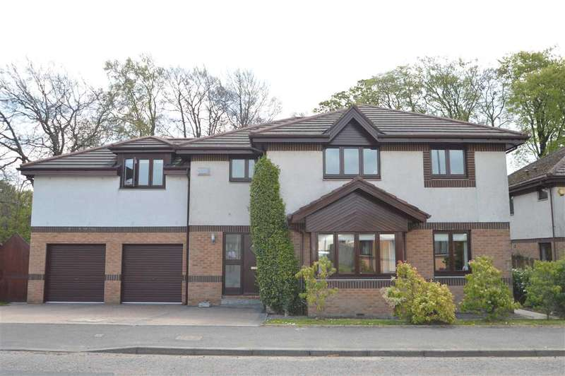 5 Bedrooms Detached House for sale in Turnbull Way, Strathaven