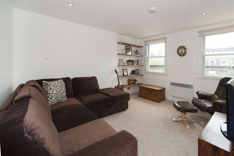 1 Bedroom Flat for sale in Goldhawk Road, London