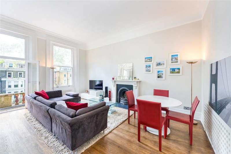 2 Bedrooms Flat for sale in Harrington Gardens, South Kensington, London