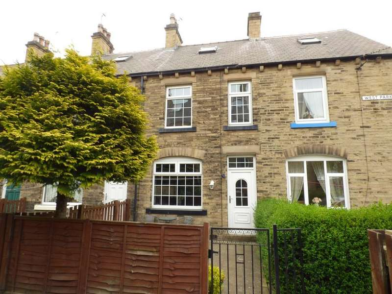 3 Bedrooms Terraced House for sale in West Park Grove