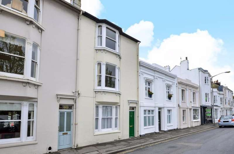 4 Bedrooms Terraced House for sale in Upper North Street Brighton East Sussex BN1