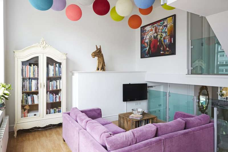 3 Bedrooms Mews House for sale in The Park Mews, London Road, Brighton, East Sussex, BN1