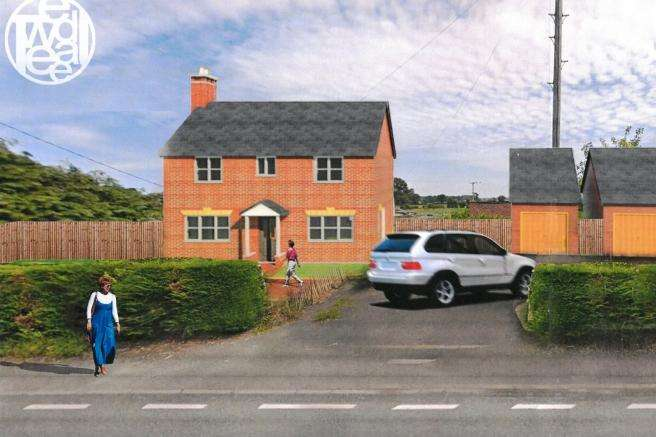3 Bedrooms Detached House for sale in Hedgerow Cottage, Shrewsbury Road, Edgmond, Newport, Shropshire, TF10 8HX