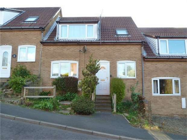 3 Bedrooms Terraced House for sale in John Wesley Court, Prudhoe, Northumberland