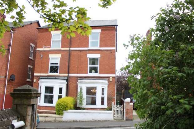 4 Bedrooms Semi Detached House for sale in Basford Road, Nottingham