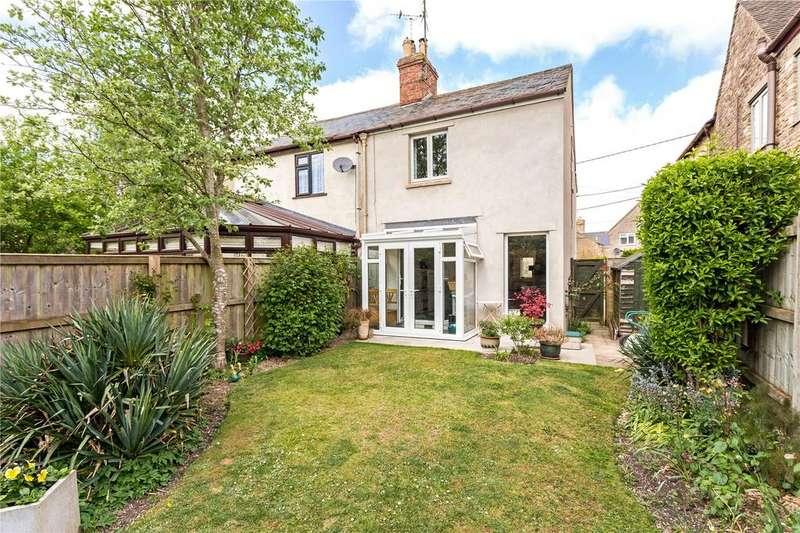 2 Bedrooms Semi Detached House for sale in Laurel Cottages, Siddington, Cirencester, Gloucestershire