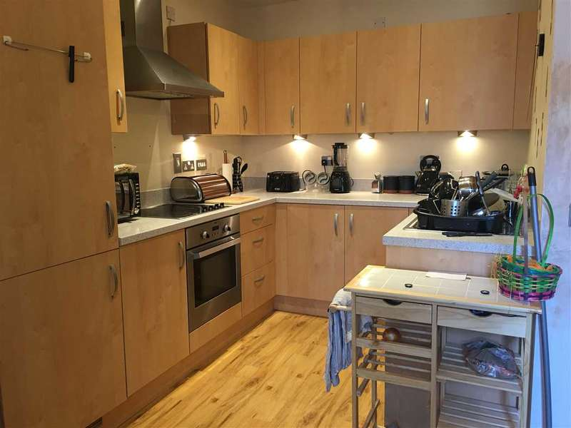 2 Bedrooms Apartment Flat for sale in Smiths Flour Mill, 71 Wolverhampton Street, Walsall