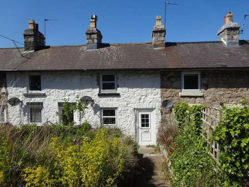 2 Bedrooms Terraced House for sale in Abergele Road, Llanddulas