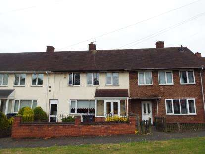 3 Bedrooms Terraced House for sale in Meadway, Birmingham, West Midlands