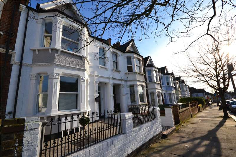 5 Bedrooms Terraced House for sale in Furness Road, London, NW10