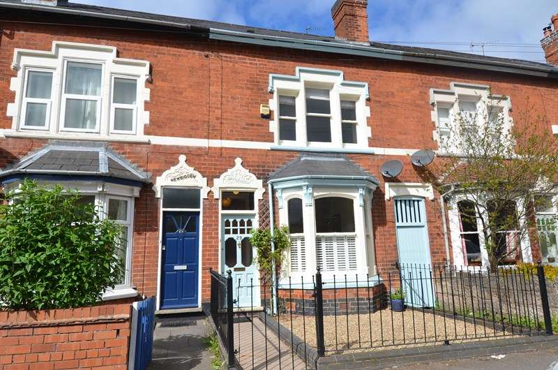 3 Bedrooms Terraced House for sale in Woodville Road, Kings Heath, Birmingham
