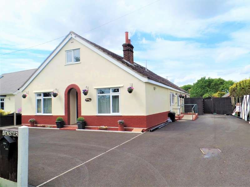 4 Bedrooms Detached House for sale in Dead Lane, Ardleigh