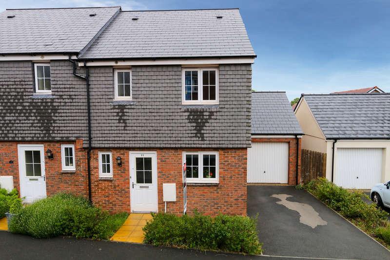 3 Bedrooms Semi Detached House for sale in Brooks Warren, Cranbrook