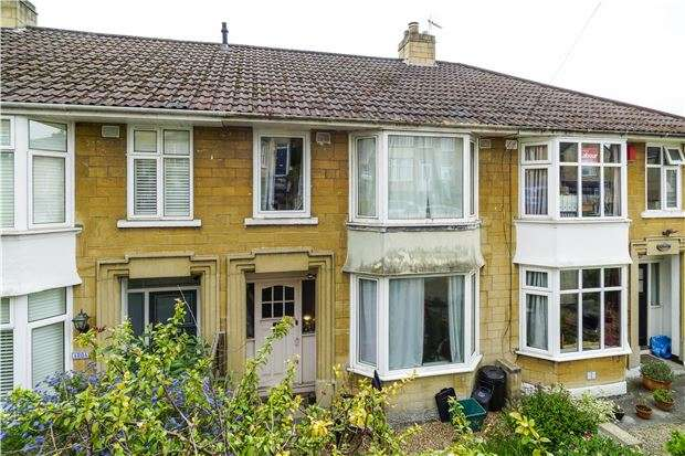 3 Bedrooms Terraced House for sale in Fairfield Road, BATH, Somerset, BA1