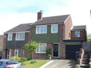 4 Bedrooms Semi Detached House for sale in Lyndhurst Road, River, Dover, Kent