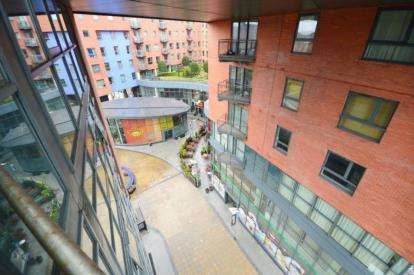 1 Bedroom Flat for sale in West One Tower, 7 Cavendish Street, Sheffield, South Yorkshire