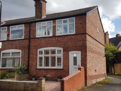 3 Bedrooms End Of Terrace House for sale in Place Road, Altrincham, Manchester, Greater Manchester