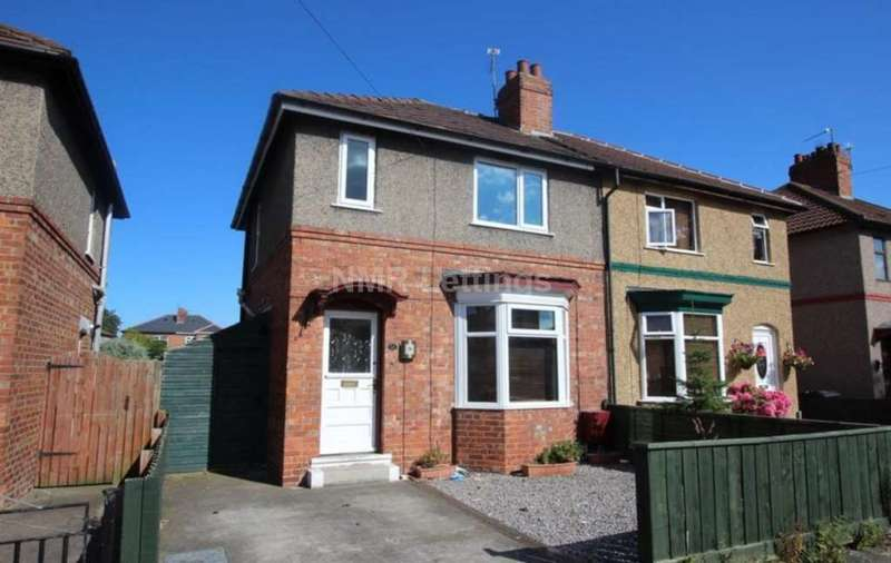 2 Bedrooms Semi Detached House for rent in The Stray, Darlington