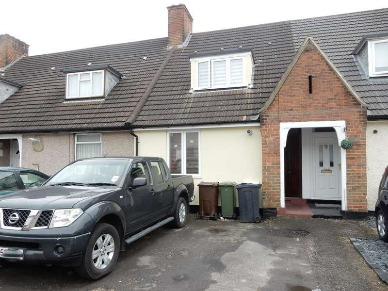 2 Bedrooms Terraced House for sale in Langhorne Road, Dagenham, Essex, RM10 9QX