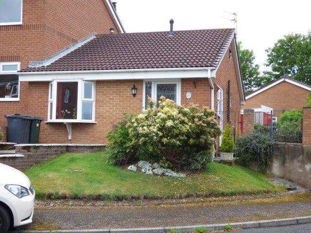 2 Bedrooms Semi Detached Bungalow for sale in Eastlands, Heysham, LA3 2HT