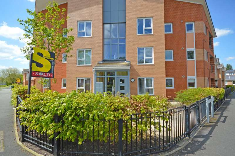 2 Bedrooms Apartment Flat for sale in Orms Gill Place, Offerton