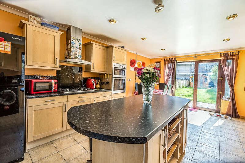 3 Bedrooms Semi Detached House for sale in Garn Road, Maesteg