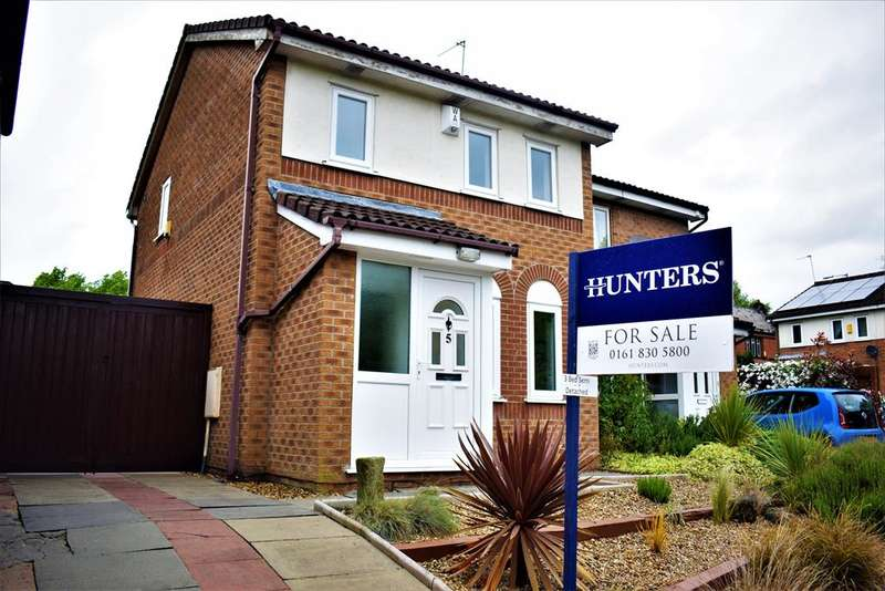 3 Bedrooms Semi Detached House for sale in Towcester Close, Manchester, M4 7FB