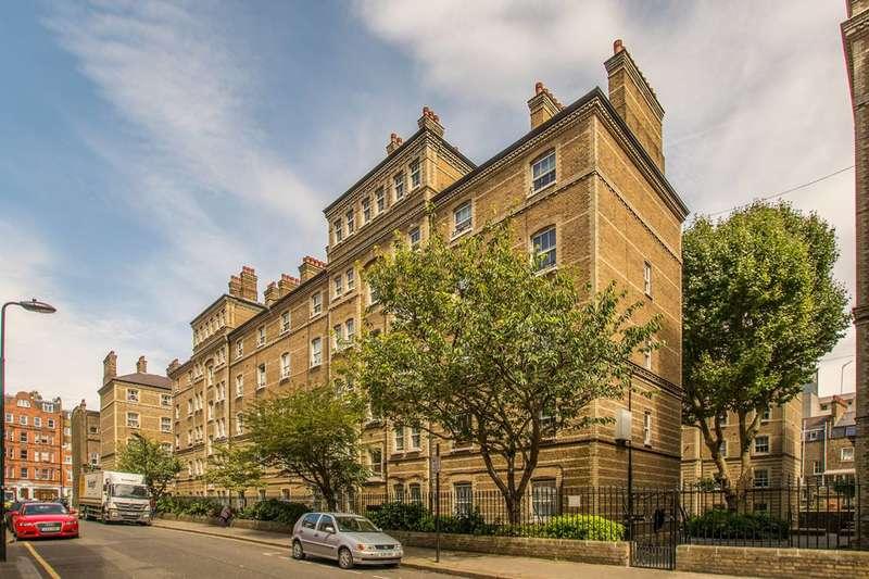 1 Bedroom Flat for sale in Herbrand Street, Bloomsbury, WC1N