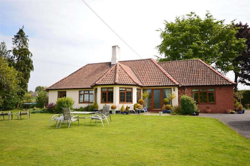4 Bedrooms Detached Bungalow for sale in Nunnington, Hereford