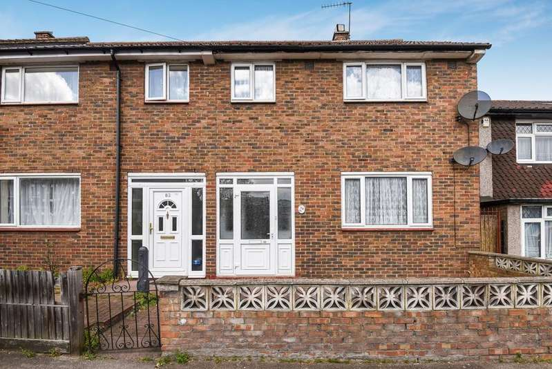 3 Bedrooms End Of Terrace House for sale in Crofton Park Road Brockley SE4