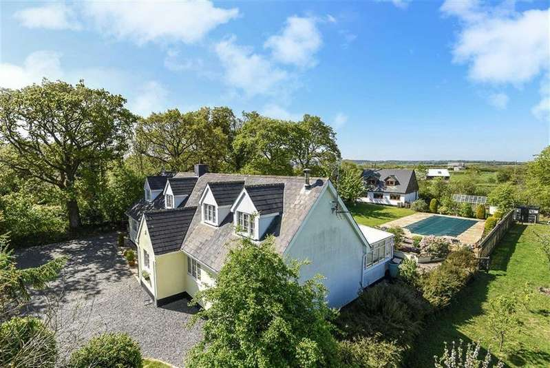 5 Bedrooms Detached House for sale in Exbourne, Okehampton, Devon, EX20